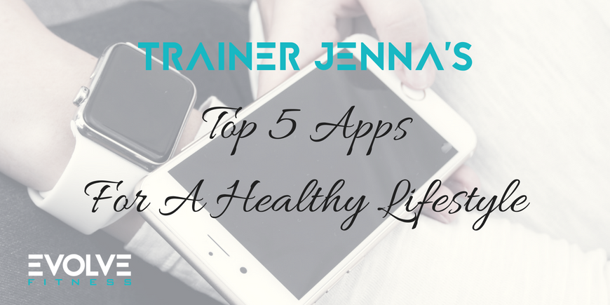 5 Apps for a Healthy Lifestyle