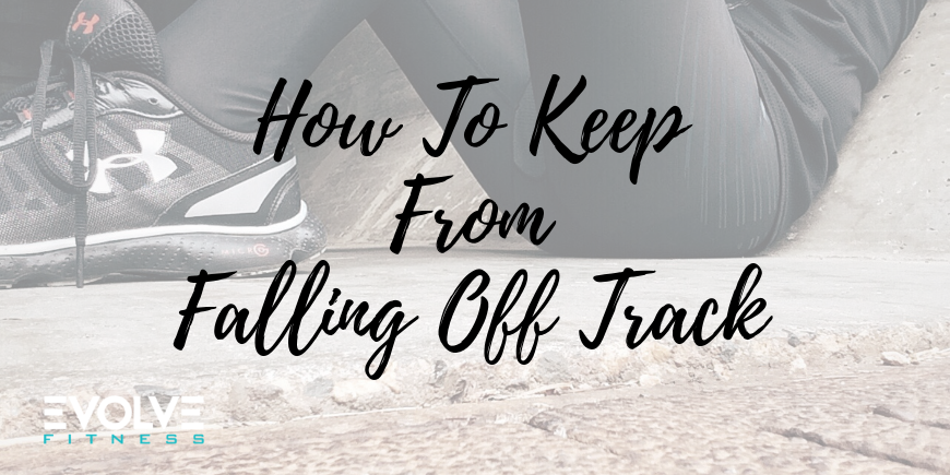 Falling Off Track