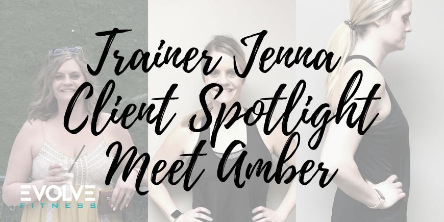 Client Spotlight: Amber