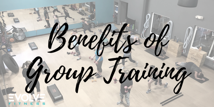 Benefits of Small Group Training