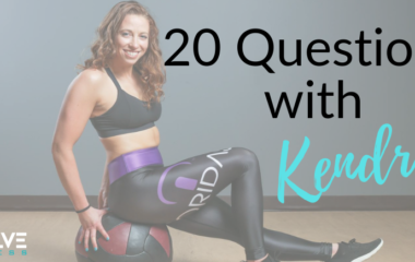 20 Questions with Kendra