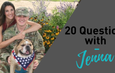 20 Questions with Jenna