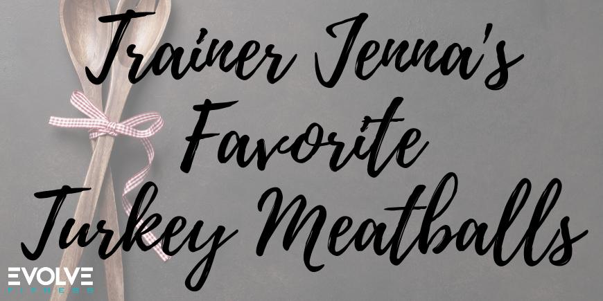 Jenna's Favorite Meatballs