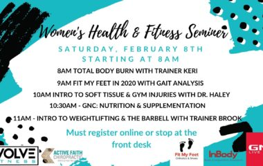 Women's Health & Fitness Seminar