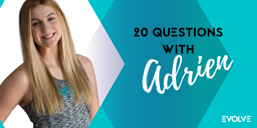 20 Questions with Adrien