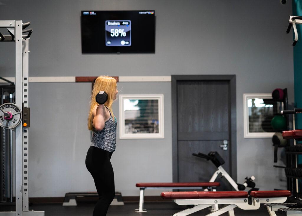 Adrien workout evolve exercise