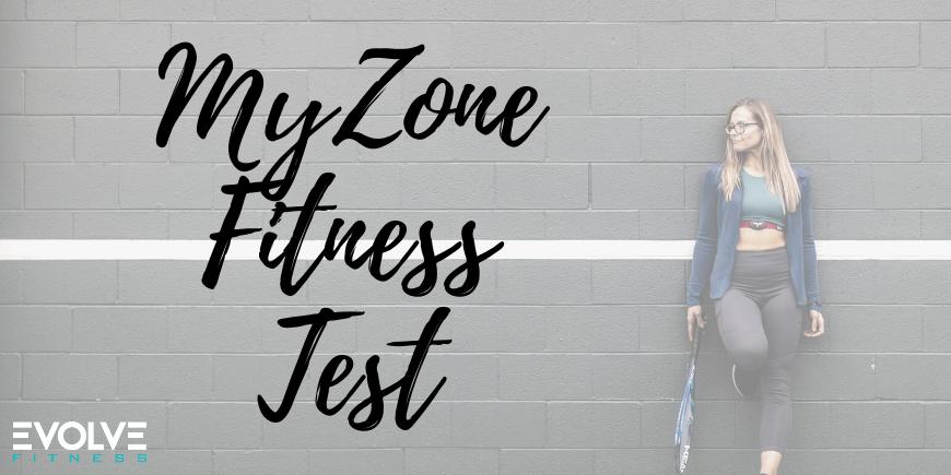 MyZone Fitness Test